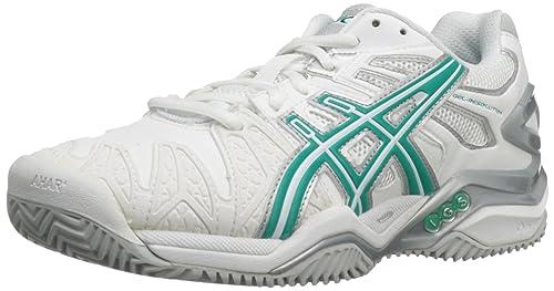 Asics Women/'s Gel-Resolution 5 Tennis Shoe