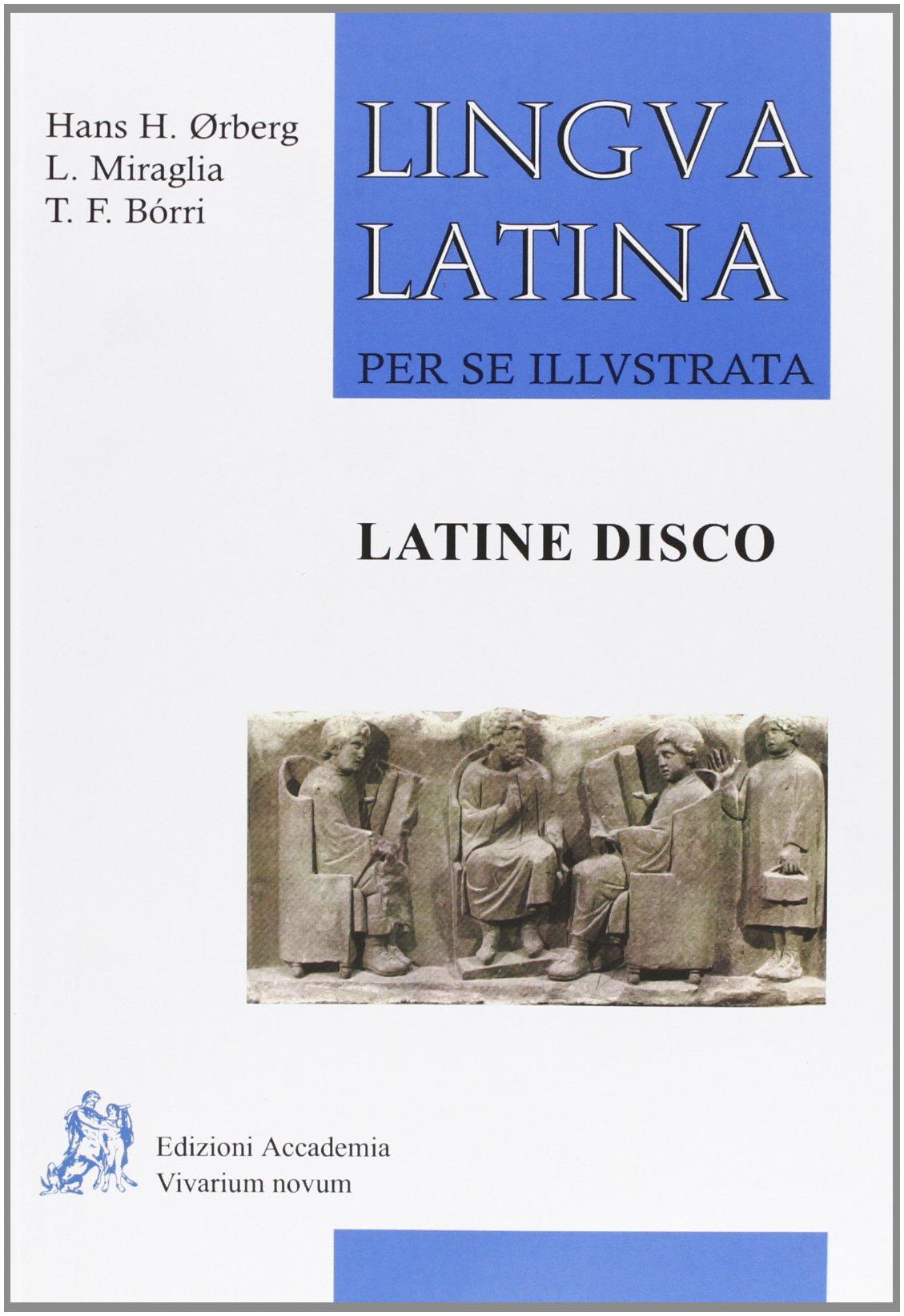 LATINE DISCO - EDIZIONE COMPATTA / LINGUA LATINA PER SE ILLUSTRATA