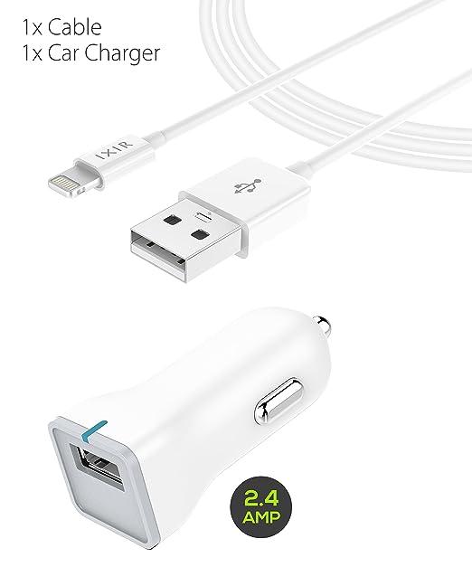 iPhone cargador cable Apple Lightning Cable Kit por Ixir ...