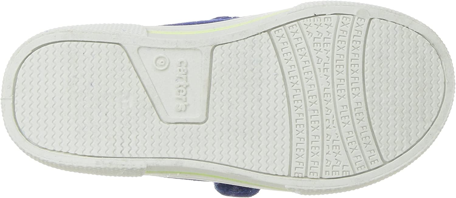 Carters Kids Arya Boys and Girls Novelty Slip-On Sneaker