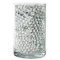 SooperBeads 20,000 Vase Filler Beads Gems Water Growing Crystal Clear Translucent...