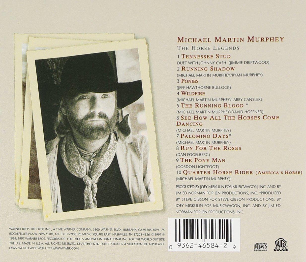 Michael martin murphey horse legends amazon music hexwebz Choice Image