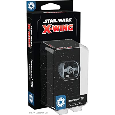 X-Wing 2ND Ed: Inquisitors' Tie: Toys & Games