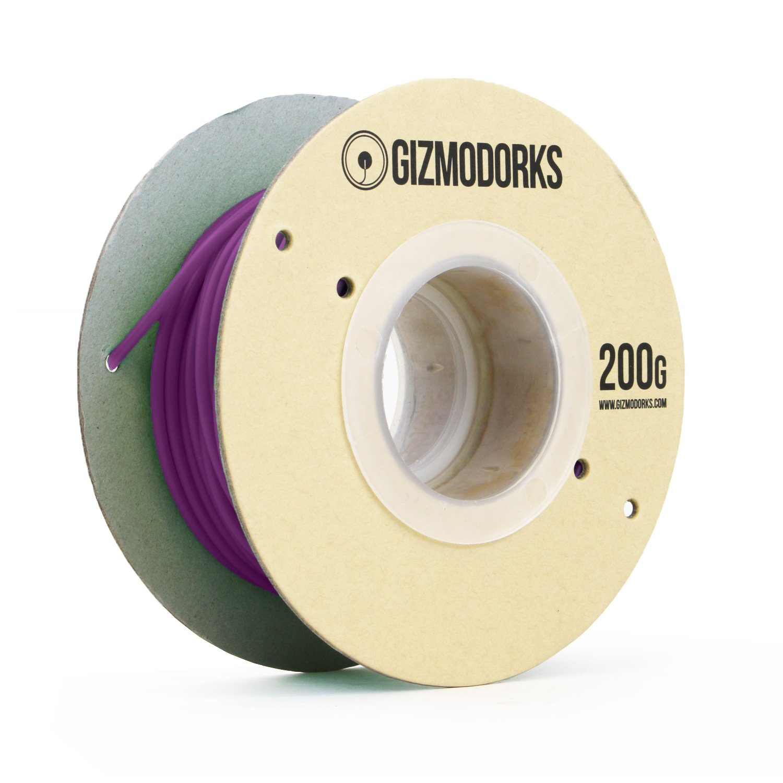 Filamento PLA 2.85mm 0.2kg COLOR FOTO-1 IMP 3D [74VYR2TZ]