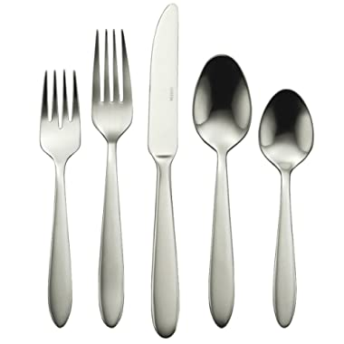 Oneida Mooncrest 65-Piece Flatware Set, Service for 12 (H037065A)
