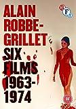 Alain Robbe-Grillet: Six Films 1963-1974 (DVD Box Set)