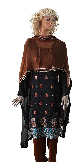 3c5ebcef70 Apparelsonline Ladies Plus Size 52 Dress Salwar Kameez Party Wedding Wear ( 52)