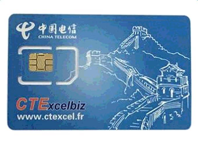 china telecom international data sim card for europe travel gsm wcdma 4g prepaid mobile phone sim - Europe Travel Sim Card