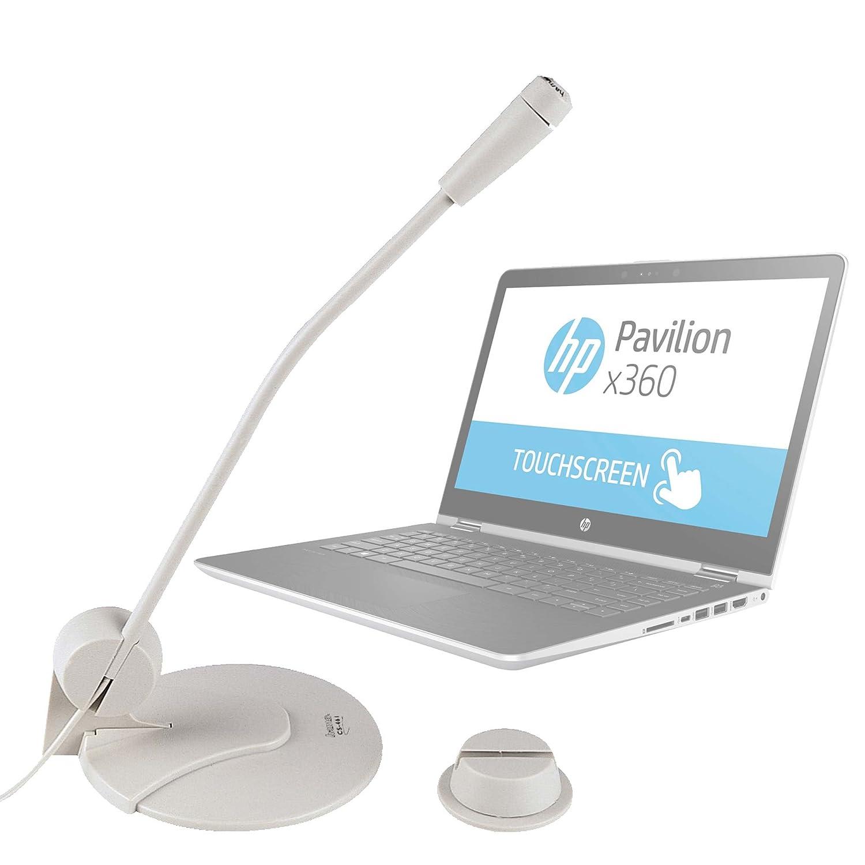 DURAGADGET Micrófono De Sobremesa para Portátil HP Spectre ...