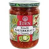 Eden Foods Organic Kimchi Sauerkraut - 18 oz Jar