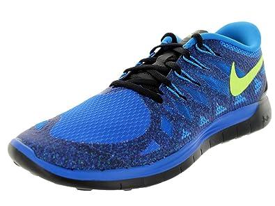 ab5e690fc8e Nike Free 5.0 Running Blau Gelb F403 Größe 40  Amazon.de  Schuhe ...