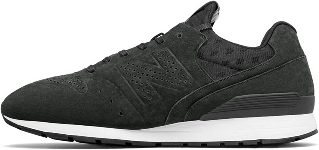 New Balance 996 Re-Engineered Herren Sneaker Schwarz