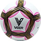 Derby - Entry Level Soccer Ball Size 5 | Machine Stitched Soccer ball | Best for Entry Level Football Enthusiasts and Soccer Training | Veer