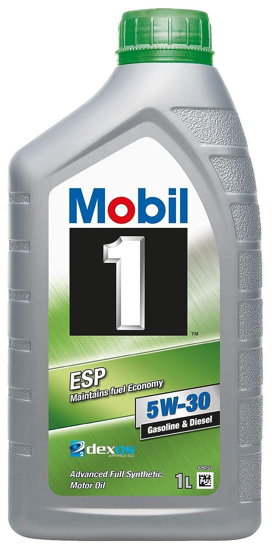 Mobil 151054 ESP 5 W30, 1L EXXON MOBIL 154282