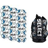 Size 5 Select Numero 10 Soccer Ball White//Green
