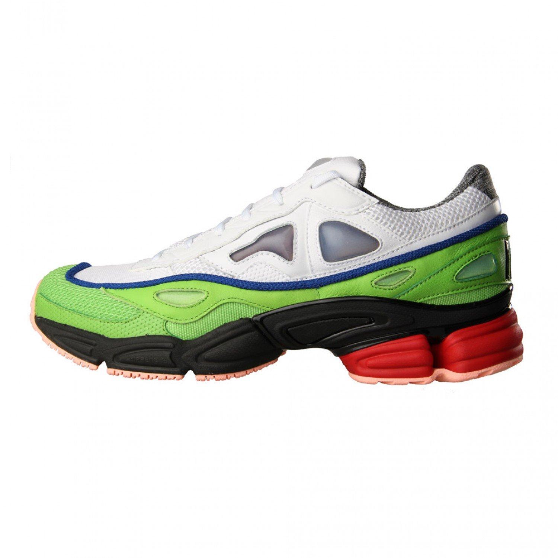 adidas Herren x RAF Simons Ozweego 2 Sneaker, Weiss, (8.5