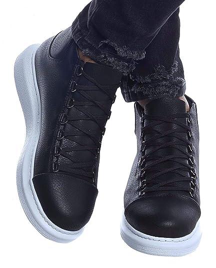 LEIF NELSON Herren Schuhe Freizeitschuhe Boots Elegante Moderne Schuhe für Winter Sommer Männer Sneakers LN163