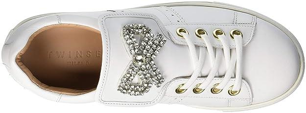 Twinset Milano Ca8pbg, Zapatillas para Mujer: Amazon.es: Zapatos y complementos