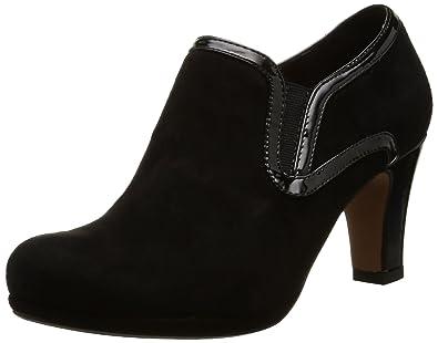 Clarks Chorus Lyrics Ankle Boots Color Black  Women