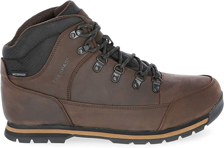 Trespass Mens High Rise Hiking Boots