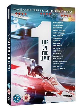 1:Life on the Limit [DVD-AUDIO]: Amazon.de: Michael Fassbender, Niki Lauda,  Lewis Hamilton, Michael Schumacher, Mario Andretti, Jackie Stewart,  Sebastian Vettel, Jenson Button, Eddie Jordan, Damon Hill, Paul Crowder:  DVD & Blu-ray