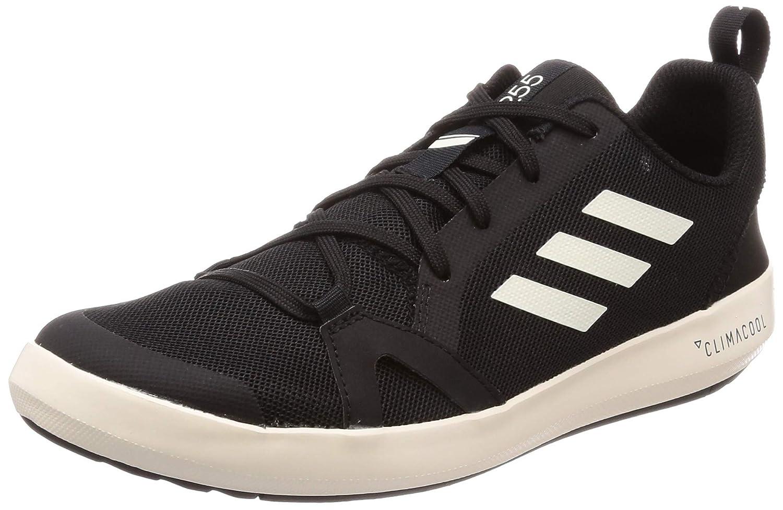 Noir (noirs Blatiz Negbás 000) adidas Terrex CC Boat, Chaussures d'escalade Homme 40 2 3 EU