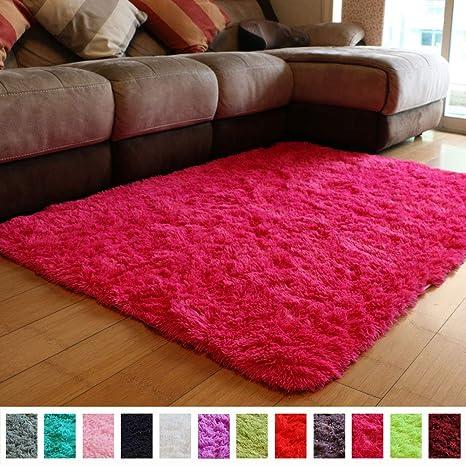 Amazon Com Pagisofe Ultra Soft Area Rugs Girls Kids Bedroom Carpet