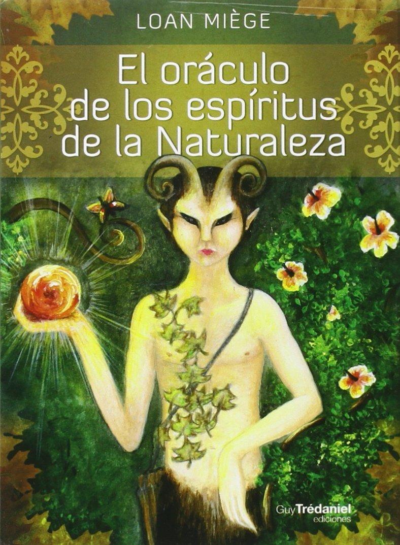 El Oráculo De Los Espíritus De La Naturaleza: Amazon.es ...