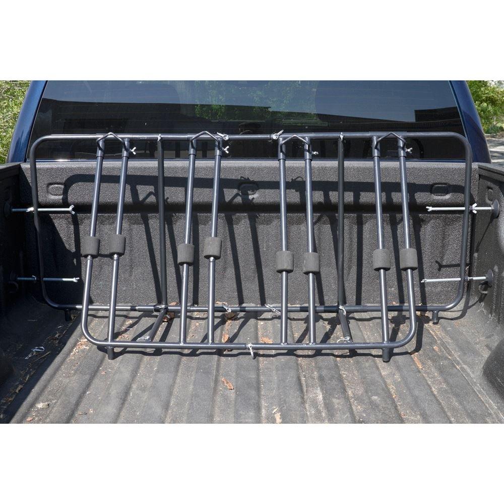 Apex Rage Powersports TBBC-4 4-Bike Pickup Truck Bed Bicycle Rack by Apex (Image #3)