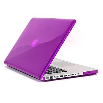 Speck Aluminum Unibody - Funda transparente para MacBook Pro ...