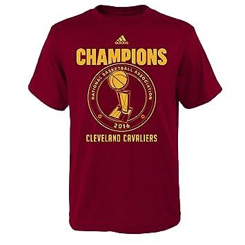 """""""Lista de Campeones de la NBA Cleveland Cavaliers – Camiseta de ..."""