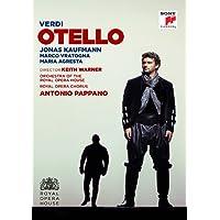 Verdi: Otello [DVD] [2018]