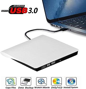 USB 2.0 External CD//DVD Drive for Asus A53b