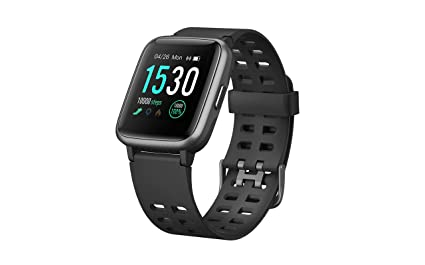 Leotec LESW53K Smartwatch MultiSports Fit 814 Negro: Amazon ...