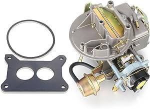 AutoHorizon 2 BARREL Carburetor Carb 2100 A800 Compatible with For-d 289 302 351 Cu 360 Engine - Automatic Choke