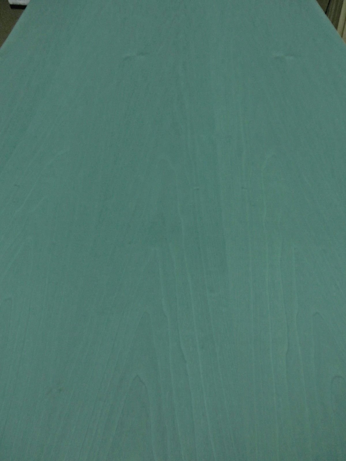 Green Poplar Dyed wood veneer sheet 48'' x 96'' with paper backer 1/40'' thickness