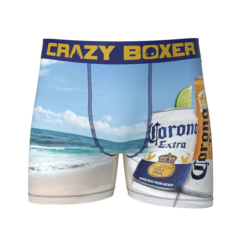 Kalan LP Crazy Boxers Men's Sandy Beach Corona Boxer Briefs