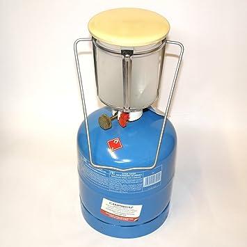 International Lámpara de Gas para Camping de 500 W, Grande ...