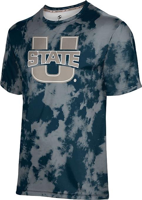 ProSphere Utah State University Girls Zipper Hoodie Grunge School Spirit Sweatshirt