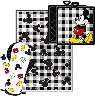 Amazon.com: Disney Dish Towels 2 Piece Set Kitchen Cloths (Minnie ...