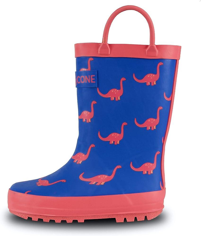 Amazon.com | LONECONE Rain Boots with