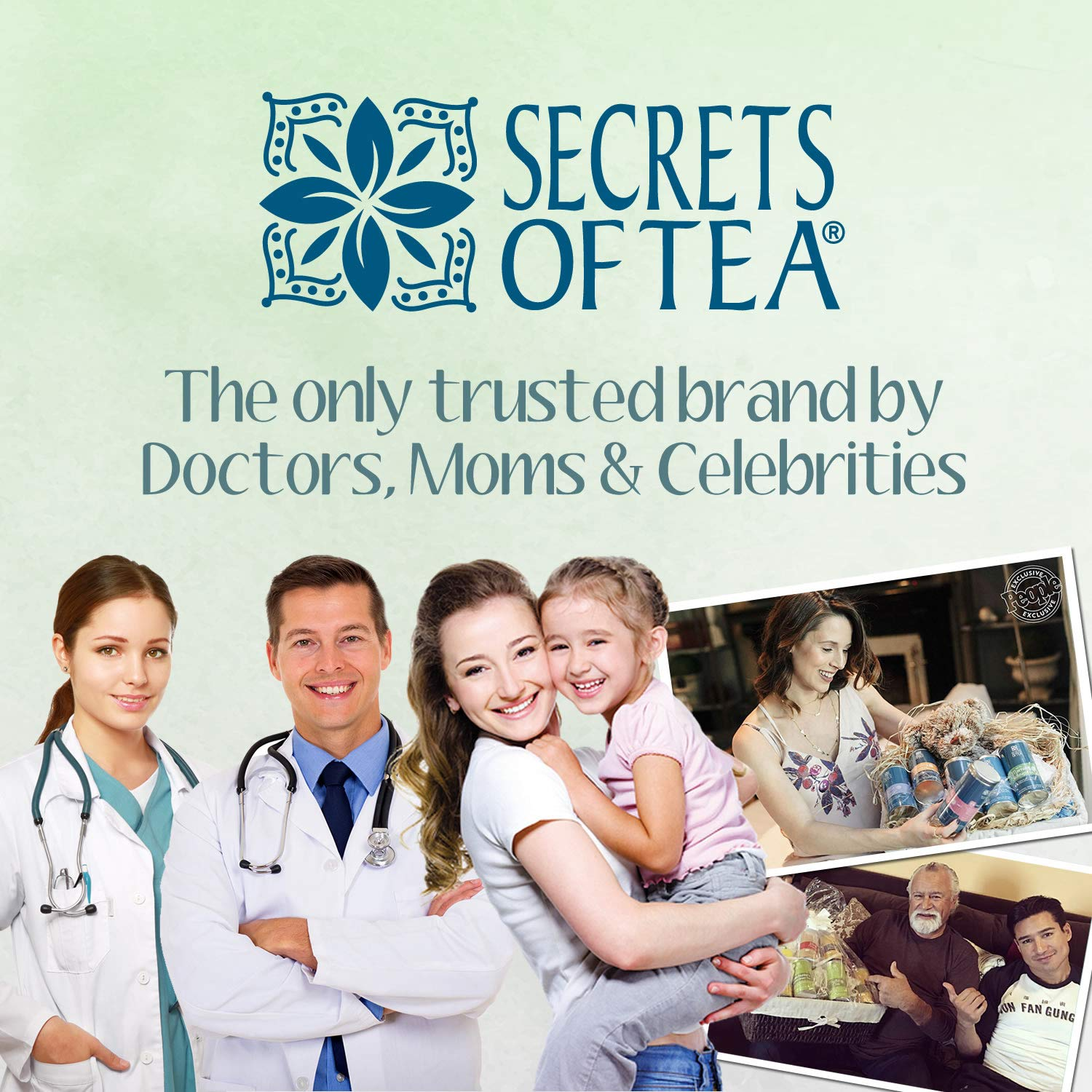 PMS Relief Tea, USDA Organic- 20 Biodegradable sachets- 40 Servings- Supports Healthy Cycle & Eases Discomfort- No Caffeine (Cinnamon)