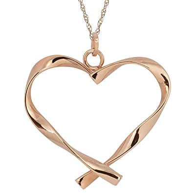 heath kit layton pendant heart jewellery from necklace sarah flat image dr plain