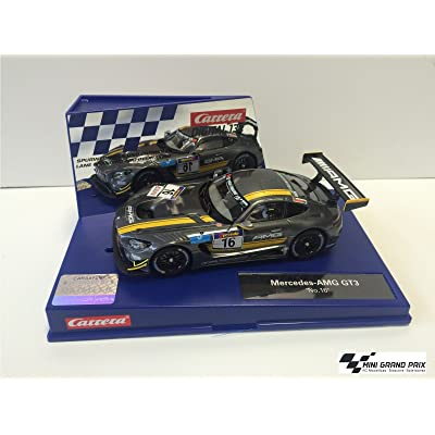'Carrera Digital 132 30767 mercedes-amg GT3 no. 16 ""