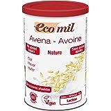 EcoMil - Leche de Avena en polvo EcoMil, 400g