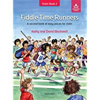 Fiddle Time Runners: A second book of easy