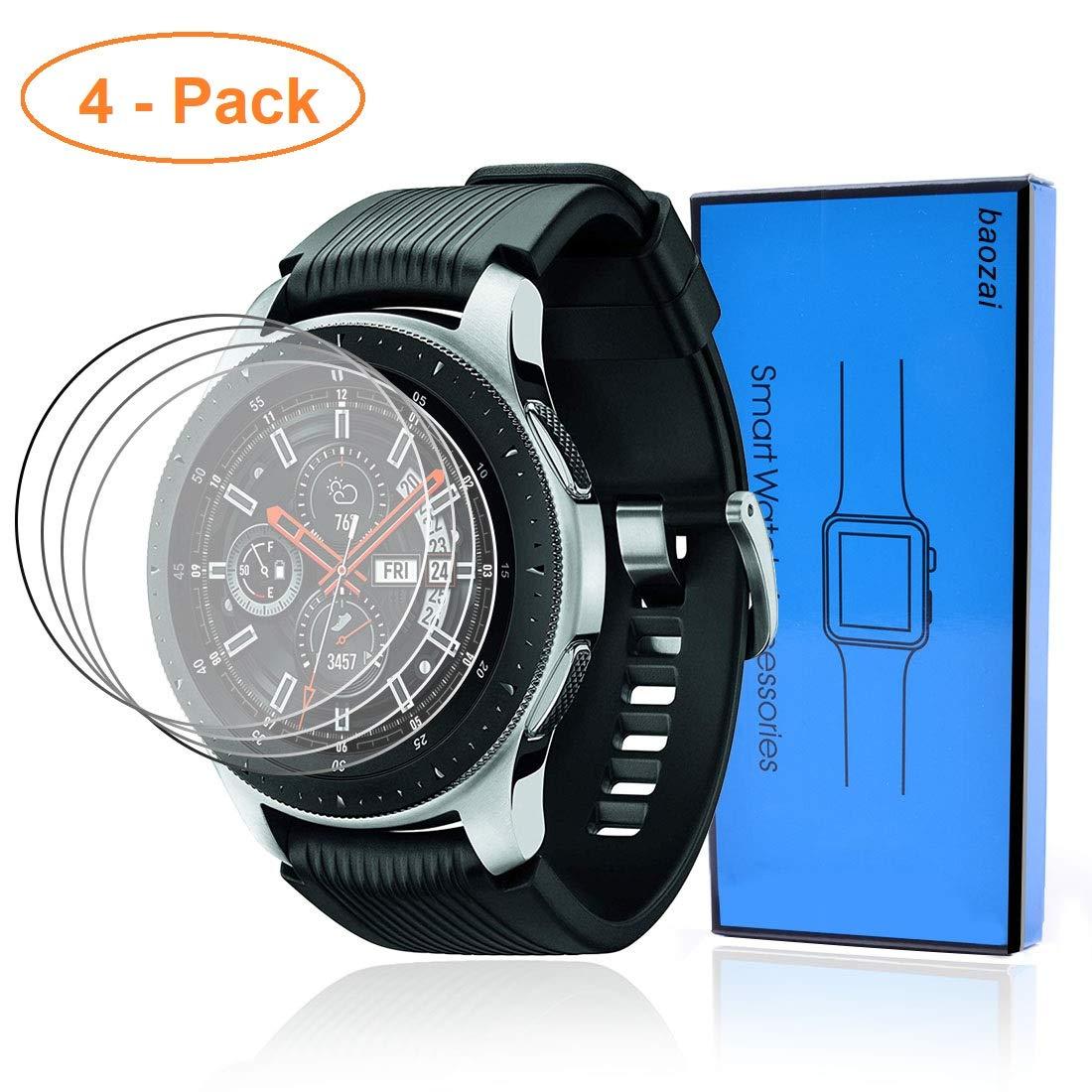 Vidrio Protector para Galaxy Watch 46mm x4 BAOZAI -7H4FQWFC