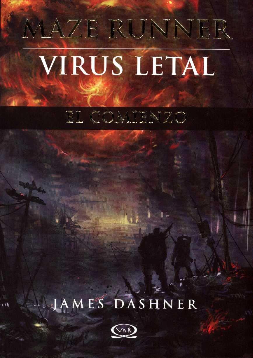 Runner Virus letal Spanish Trilogy