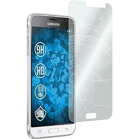 PhoneNatic 1 x Samsung Galaxy J3 (2016) Pellicola Protettiva Vetro ...