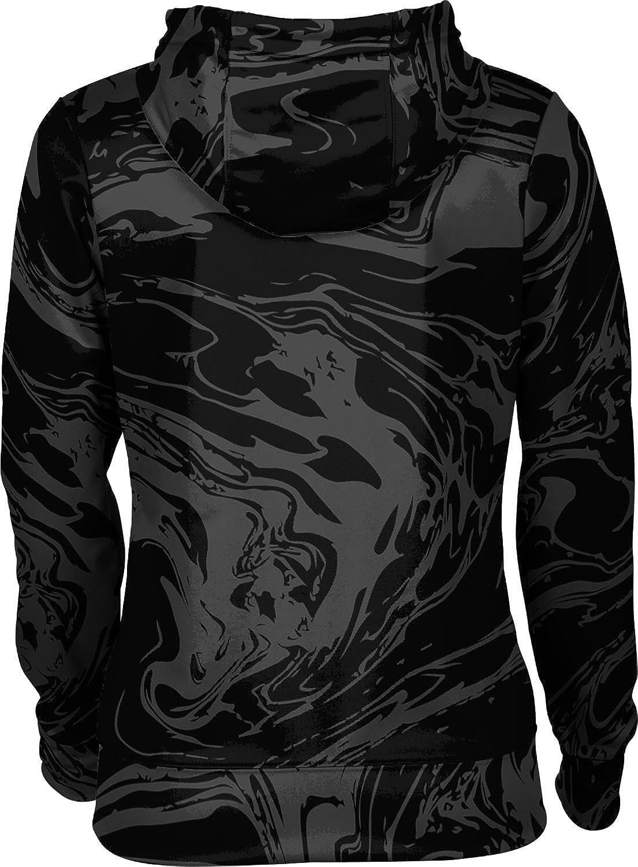 ProSphere Albion College Girls Zipper Hoodie School Spirit Sweatshirt Ripple